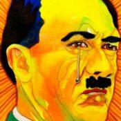 Adolf græder
