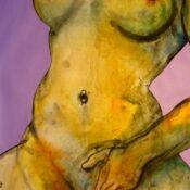 Erotisk kvinde