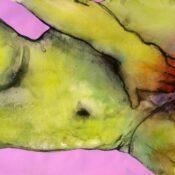 Erotic lady