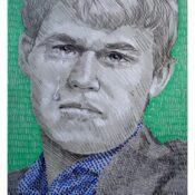 Magnus Carlsen græder